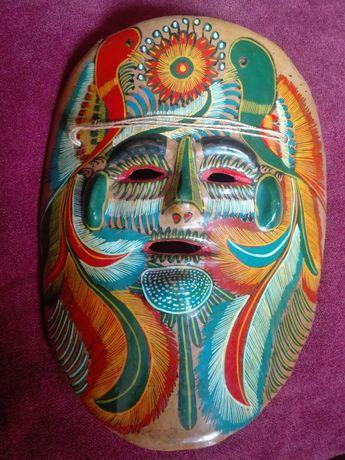 Máscara Étnica Barro Mexicana