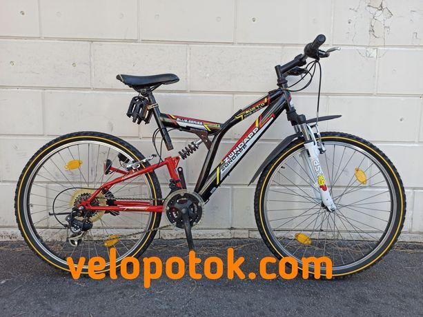 Велосипед двухподвес 26 из Германии