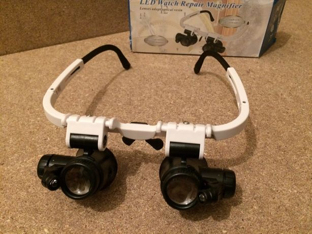 Oculos Lupa