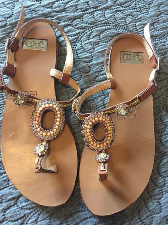 Sandalias da marca EXE