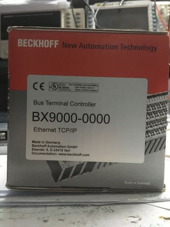 Sterownik beckhoff BX9000 ethernet tcp/ip tanio lezak magazynowy