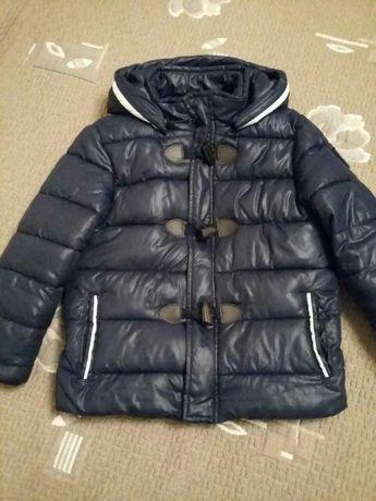 Продам куртку курточку зимнюю на зиму Mayoral майорал