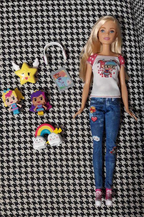 Lalka Barbie Video Game Hero Rzeszów - image 1