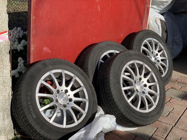 Комплект зима диски резина 5x120 205/60/R16 BMW 3 F30 F31