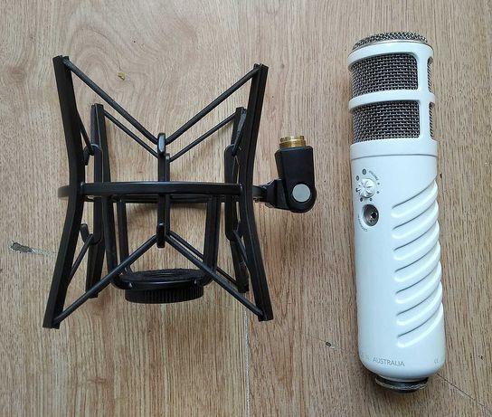 Mikrofon Rode Podcaster + koszyk Rode PSM - sprzedaż/zamiana