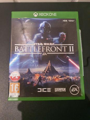 Star Wars Battlefront II PL Xbox One