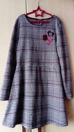 Sukienka 152 Peppers, dwie sztuki