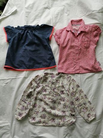 Блузки, сорочки для дівчинки