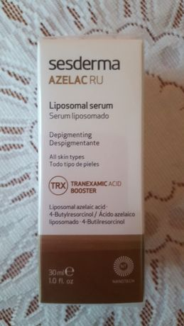 SESDERMA Azelac RU Liposomal Serum Azelac kojące serum zwalczające obj