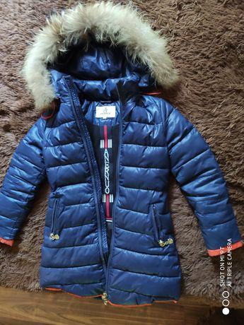 Пальто зимнее,пуховик