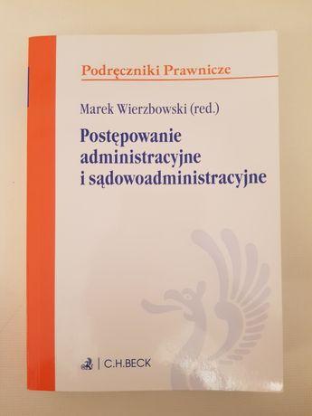 Postępowanie administracyjne i sądowoadministracyjne Wierzbowski