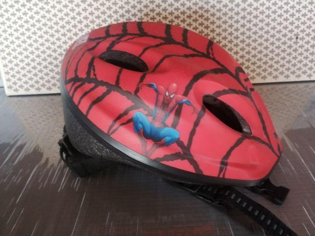 Kask dla dziecka Spiderman