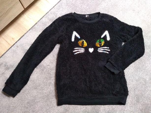 Sweterek kotek Tu