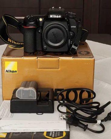 Nikon d7500 jak nowy