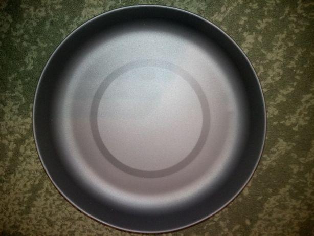 детская тарелка. титановая тарелка 19 см. тарелка из титана.