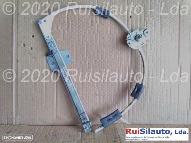 Elevador Completo Trás Esquerdo Manual  Skoda Felicia I (6u1) 1