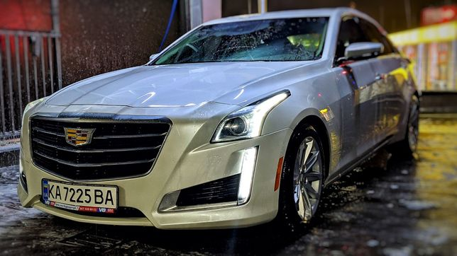 Cadillac CTS Luxury Collection 2015