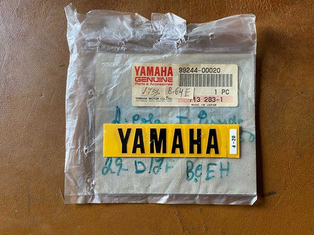Autocolantes Yamaha Originais