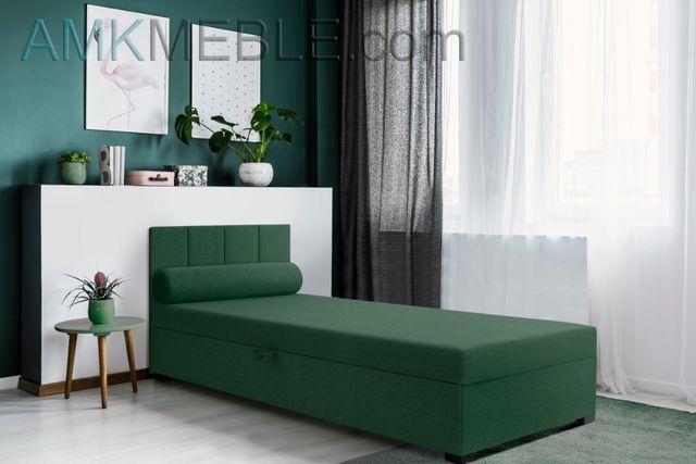 Tapczan, łóżko hotelowe, łóżko młodzieżowe materac+pojemnik w cenie !