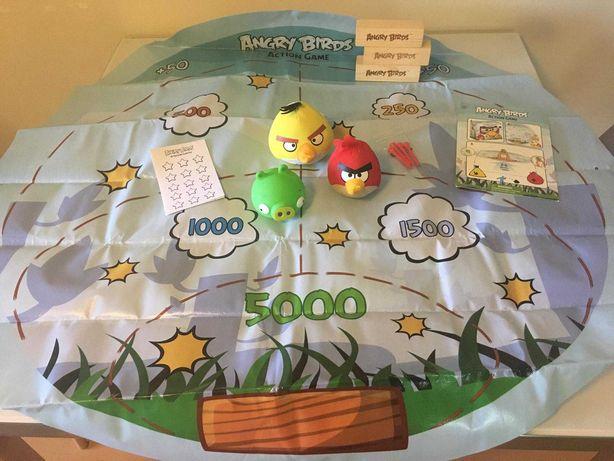 Tapete de Jogo Angry Birds- MUITO BOM ESTADO