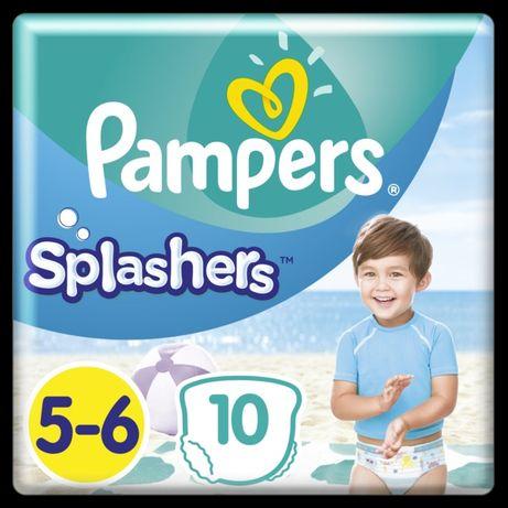 Подгузники-трусики для плавания Pampers Splashers