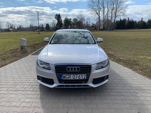 Audi A4 B8 niski przebieg skóry zamiana