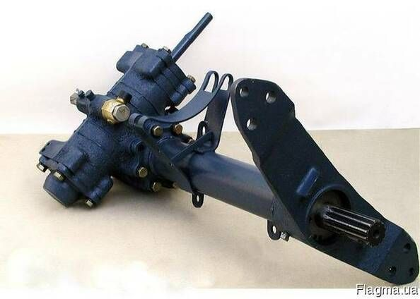 Гидроусилитель руля гур т40 переоборудование под дозатор