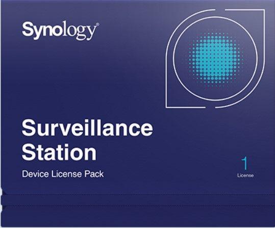 Synology лицензии на камеры