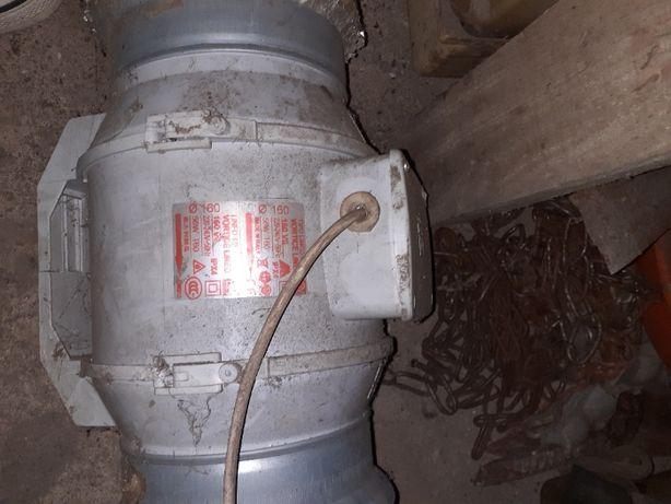 Wbudowany wentylator LINEO 160 max. 630 m³/h