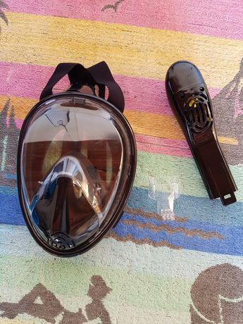 Máscara de mergulho Snorkelling