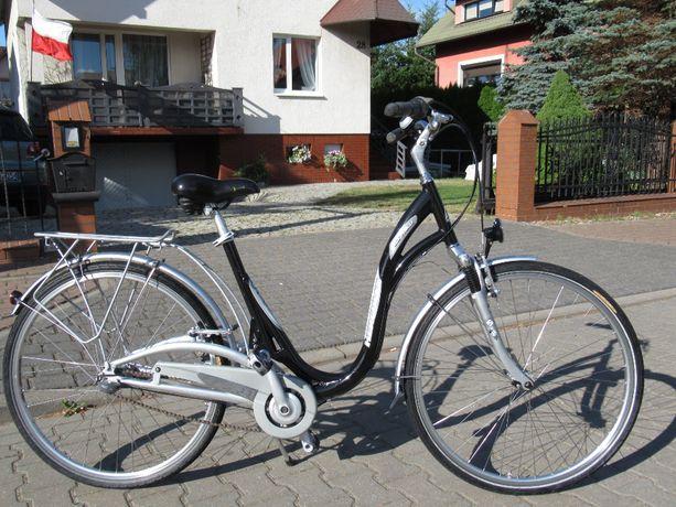 Rower HERCULES z NIEMIEC, bardzo wygodny