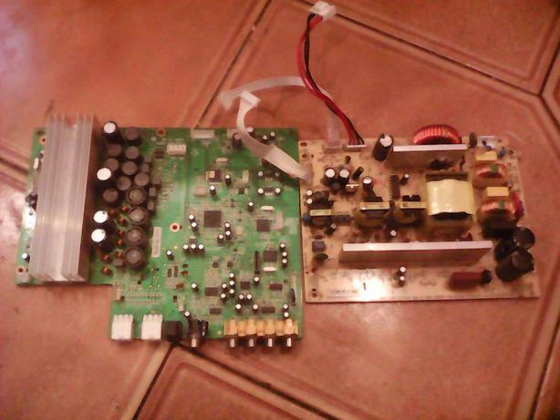 Усилитель Philips Саб+2 канала.