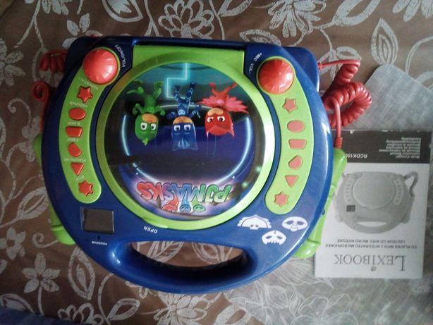 Odtwarzacz CD karaoke dla dzieci
