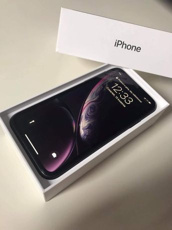 iPhone XR 64GB Space Gray JAK NOWY!