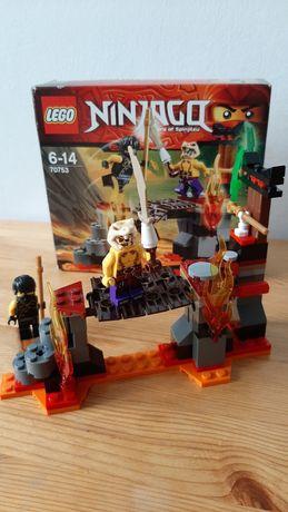Lego Ninjago 70753 Pojedynek na moście