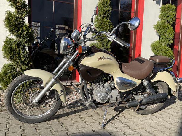 Kymco Hipster 125 z Niemiec wiecej informacji telefonicznie