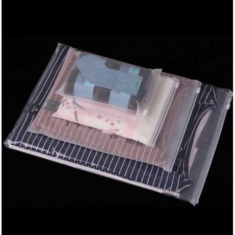 Пакет с замком Zip-Lock матовый пакет Zip-Lock разные размеры