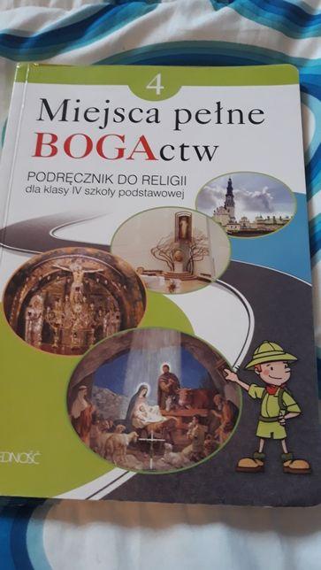 Podręcznik do religii Klasa 4