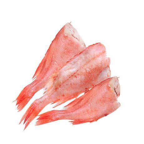 Красный морской окунь. Рыба замороженная.