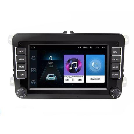 Radio vw android GOLF PASSAT VW Skoda SEAT RDS jak rns510 rns 510