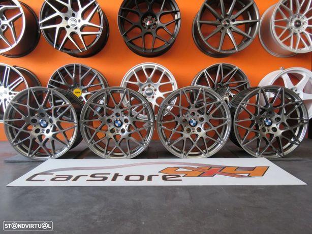 Jantes Look Bmw M4 GTS 18 x 8.5 et35 5x120 Hyperblack