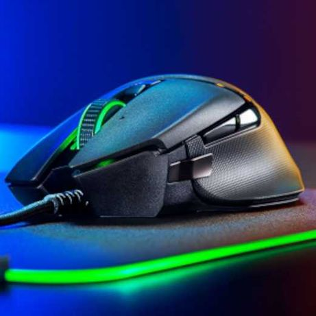 Rato Gaming Razer Basilysk V2 Novo Com Garantia
