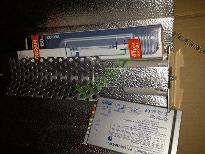 lampa sodowa Wls HPS 150W GROW do uprawy roślin OSRAM GROW