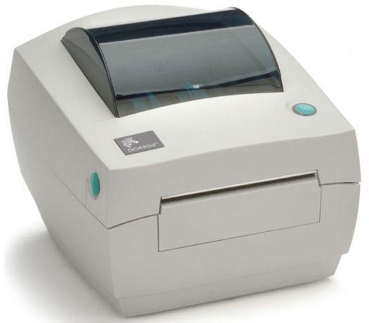 Zebra GC420d для наклеек Новой Почты GK420d t принтер этикеток GX ZD