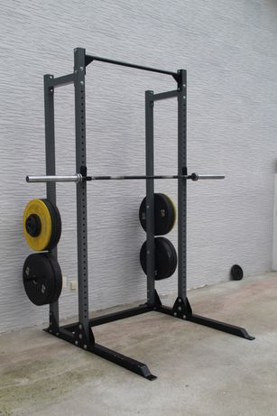 Squat Rack/Wallmounts/Rig/Suporte de Pesos/Prateleiras de Arrumação