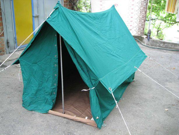 Палатка двухместная СССР