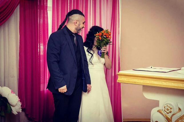 Платье свадьба/выпусной бежевый цвет