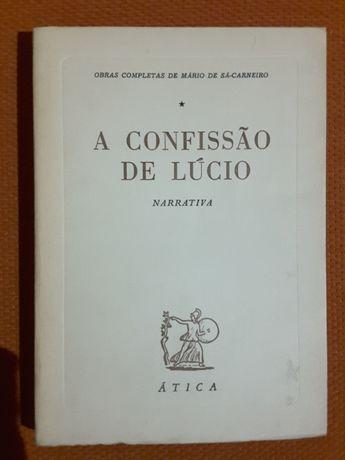 Sá-Carneiro/Machado de Assis/J. Guimarães/Viale Moutinho/Regina Louro