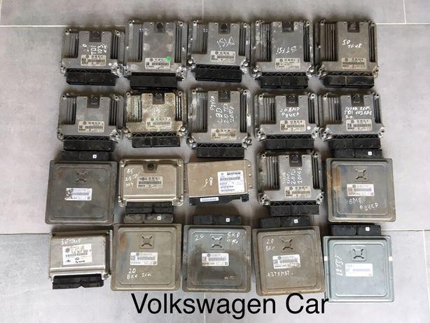 Головний блок двигателя Volkswagen 03c906021a 06j906026 запчасти