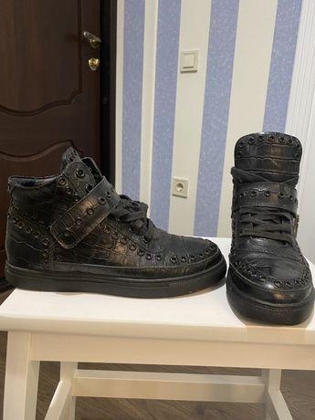Кеды сникерсы ботинки attizzare